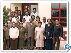 Report Writing Courses for Resturant Managers of Mr. Bigg's(a Division of UACN Plc), implemented by McAbraham's Limited. 2004.