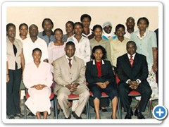 Effective Business Writing Course implemented for staff of Mr. Bigg's(a Divison of UACN Plc.) by McAbraham;'s Limited, 2003