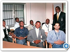Developing Emotional Intelligence course for staff of ERICSSON Nigeria Limited implemented by McAbraham's Limited.